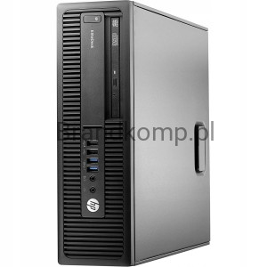HP 800 G2 SFF Core i3 6100 DDR4 SSD 240GB WINDOWS 10