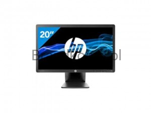 "HP 20"" EliteDisplay e201 DP DVI DSUB"